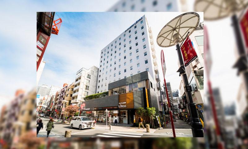 Photo de l'hotel super hotel lohas akasaka